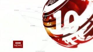 BBC News at Ten 21/05/2013