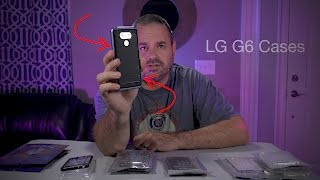 The best cases for the LG G6??