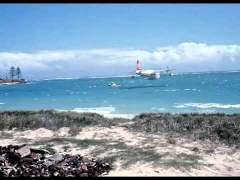 By Flying Boat to Lord Howe Island 1931 - 1974