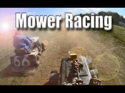 Lawn Mower Racing 555