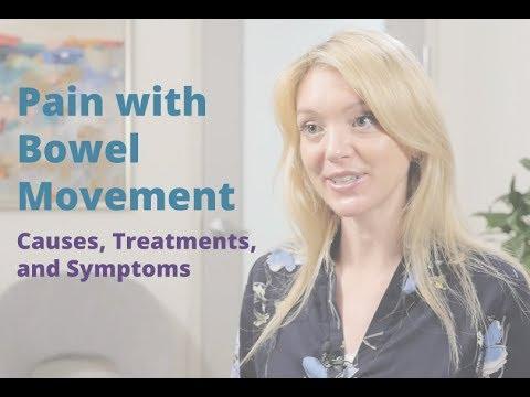 Pain with Bowel Movement  | Causes, Symptoms, and Treatments | Pelvic Rehabilitation Medicine