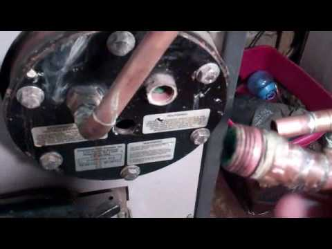 Slant Fin Boiler Domestic Hot Water Coil Replacement