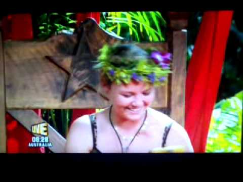 I'm a celebrity get me out of here 2012- winner