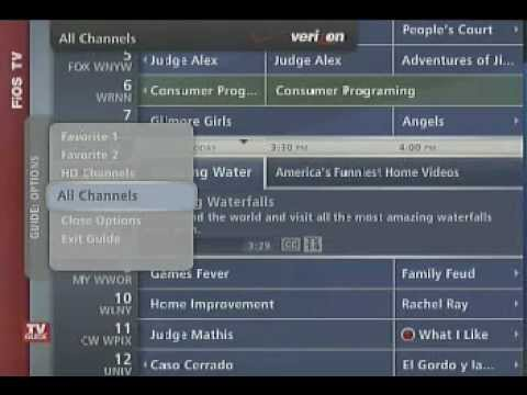 How to ADD and PLAY your FAVORITE Channels on Verizon FiOS TV