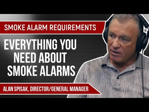 Smoke Alarm Requirements | What You Need To Understand About Smoke Alarms