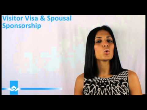 Visitor Visa and Spousal Sponsorship