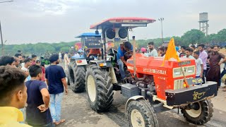 Indo Farm vs Swaraj tractor tochan in punjab