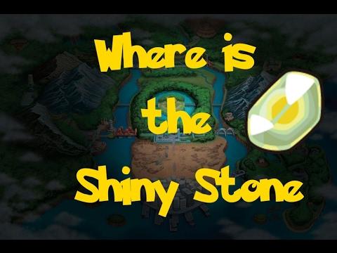 Where Is: The Shiny Stone (Location 3) (Pokemon Black 2/White 2)