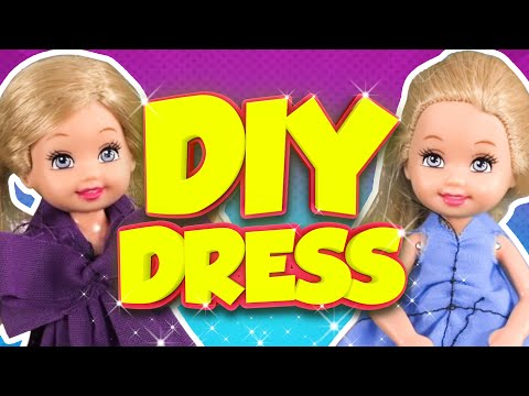 Barbie - DIY Dressmaking Disaster | Ep.152