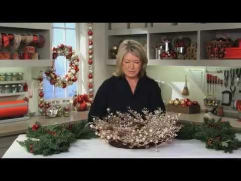 Ask Martha: How To Make A Joy Wreath Sign