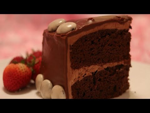European Double Chocolate Buttercream Frosting
