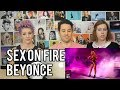 Beyonce Sex On Fire The Beautiful Ones Live Glastonbury Reaction mp3