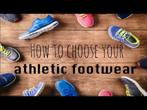 How to Choose the Best Running Shoes | What to Look for in Athletic Footwear