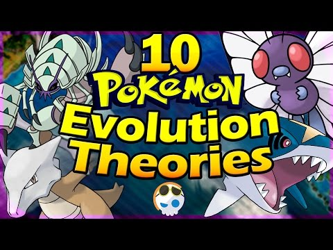 Top 10 Fan Theories about Pokemon Evolutions | Gnoggin