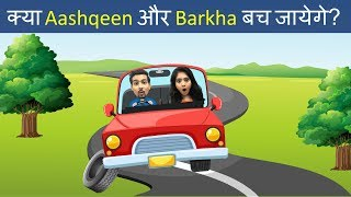 Download Adventurous Road Trip to Agra | ft. Aashqeen | ft. Barkha | Hindi Paheliyan Video