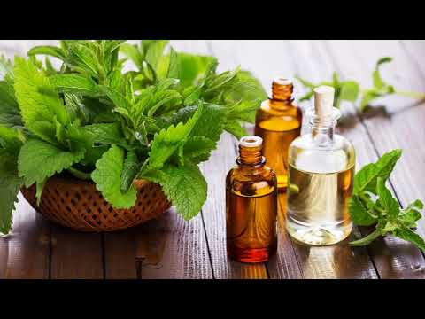Peppermint Oil Helps To Treat Pinched Nerve In The Neck Naturally At Home- How TO Use