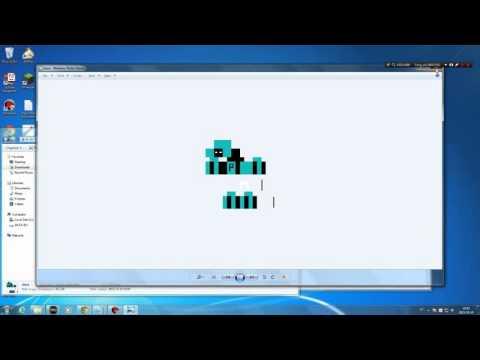 ✔[Hướng Dẫn]#1: Cách Thay Skin Cho Minecraft 1.8.8