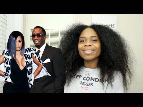 THE DEEP CONDISH: Diddy to buy Carolina Panthers? Bartier Cardi!