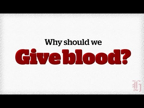Why Give Blood? | NZ Blood Service