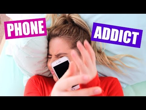 10 Signs That You Are Addicted to Your Phone