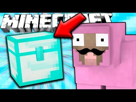 THEY LEFT A SECRET SURPRISE FOR ME!! | Minecraft