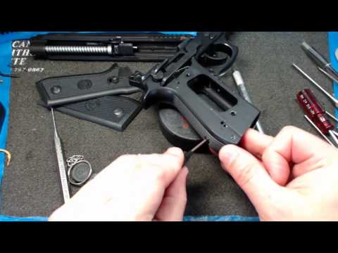 Taurus Security System disassembly and reassembly (Taurus Lock)