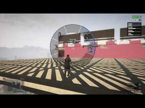 GTA 5 moments, THE RED MAZE OF DEATH !!!