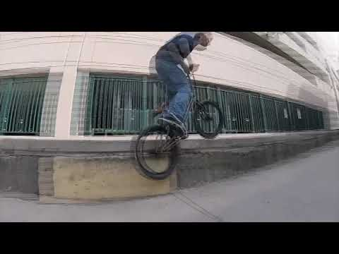 MC's Act Like They Don't Know  BMX Street   The Come Up