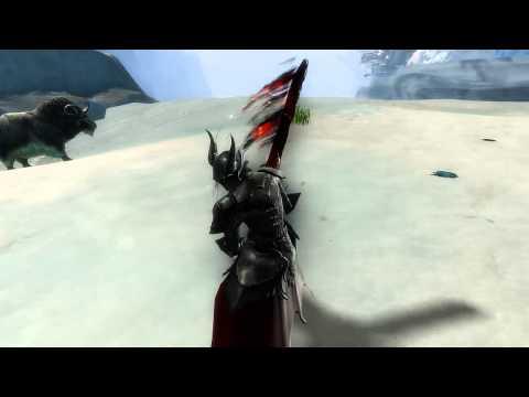 GW2 Legendary Twilight Greatsword