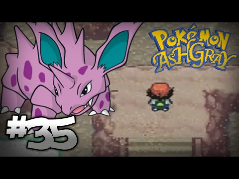 Let's Play Pokemon: Ash Gray - Part 35 - Pokemon League (Water/Rock Fields)