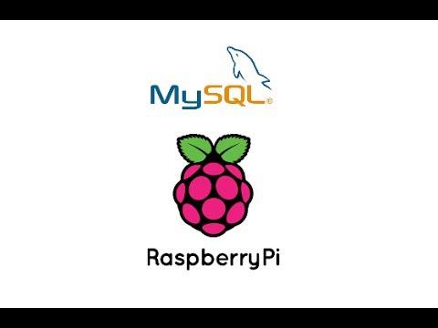 Raspberry Pi & MySQL: Using the RPi as a database server