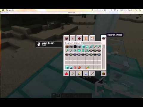 How To Make The Beacon Pyramid In Minecraft