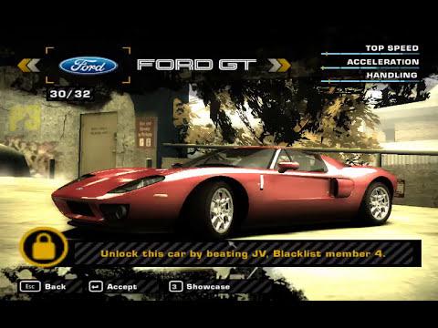 How to add cars on nfs most wanted 2005 + modloader + trainer (final tutorial)