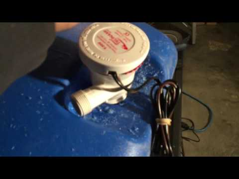 Livewell Cooler DIY