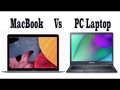 Top reasons to buy MacBook, not PC Laptop