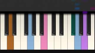 Ode to Joy - Ludwig van Beethoven - Tiny Piano