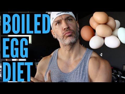 Boiled Egg Diet | Lose 20lbs in 2 Weeks
