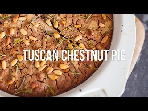 Chestnut Pie   Vegan, Gluten & Sugar Free