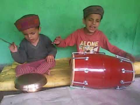 हिमाचली Talent : पहाड़ी लोकगीत चंबा लोकगीत by 2 small kids