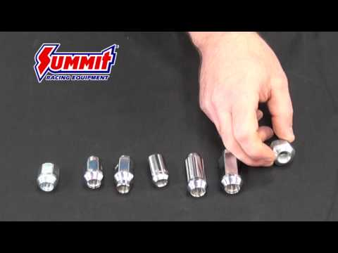 Measuring Wheel Bolt Pattern & Types of Lug Nuts