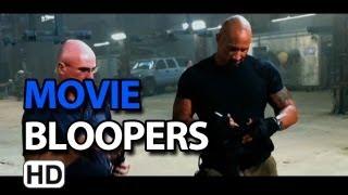 Fast Five (2011) Bloopers Gag Reel