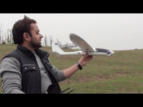 How to Fly FPV Spy Hawk Mini Glider