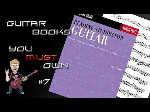 Berklee Reading Studies - Guitar Books You MUST Own