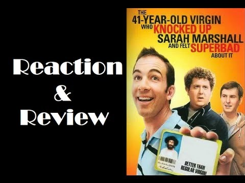 Xxx Mp4 Quot The 41 Year Old Virgin Who Knocked Up Sarah Marshall And Felt Superbad About It Quot Reaction Amp Review 3gp Sex