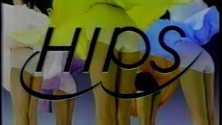 1984年CM 大阪モード学園 JACCSカード HIPS Wacoal