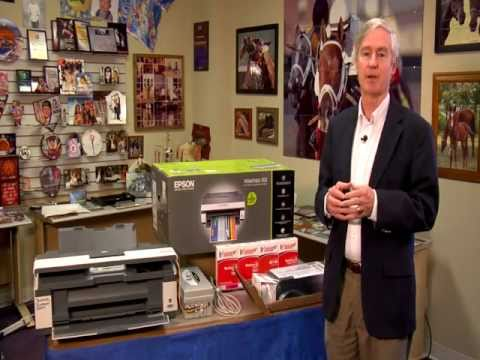 Presenting the Epson Workforce 1100 Printer for Dye Sub Transfer -