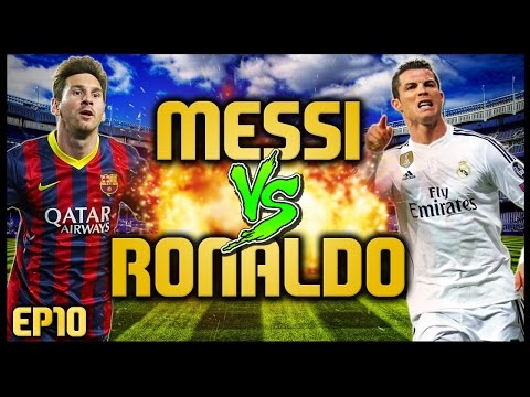 MESSI VS RONALDO #10 - FIFA 15 ULTIMATE TEAM