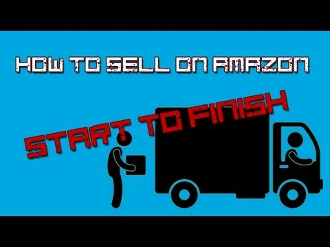 How To Sell On Amazon - An Entire Walk Through - Resale Renegade