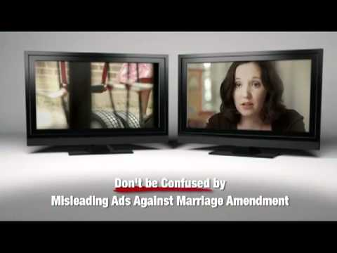 Vote FOR Marriage NC Launches New TV Ad Refuting False Claims About Amendment