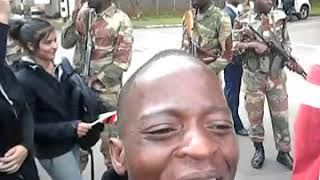 UZ students demand mugabe handed over to them.
